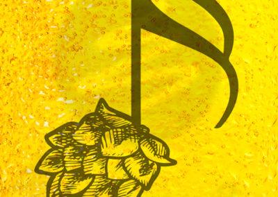 Beer & Hymns Facebook Post(er)s