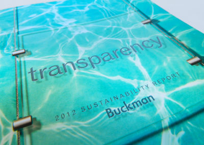 Buckman Sustainability Reports